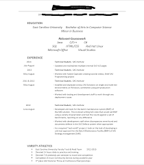 Here's my resume if that'll help