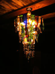 diy beer bottle chandelier trying to figure out how to do this with regard to beer