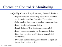 corrosion technician houston texas1 corrosion control and monitoring engineering