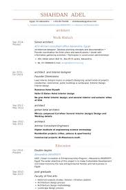 information architect resume senior architect resume samples visualcv resume samples database