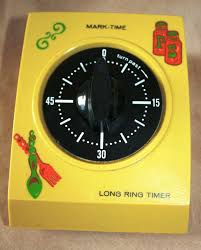 vintage kitchen timer retro mustard yellow long ring kitchen timer vintage style kitchen timer