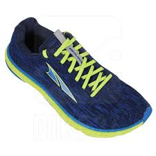 Altra Mens Escalante 1 5 Running Shoe Blue Lime