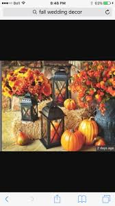 Gorgeous Wedding Fall Decorations 36 Awesome Outdoor Dcor Fall Wedding  Ideas Weddingomania - Creative wedding concepts are a possibility to allow  your crea