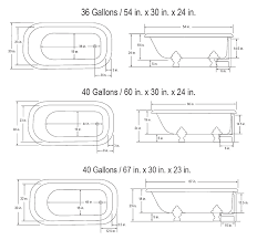 clawfoot tub dimensions. View Detailed George Clawfoot Bathtub Dimensions Tub