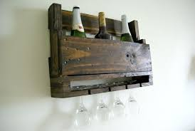 pallet wall wine rack. Pallet Wall Wine Rack Homedit