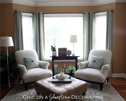 small living room big furniture. seating for the in front of big window will need a larger console table piano living roomsliving room windowsformal roomssmall small furniture