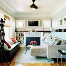small square living room layout 3