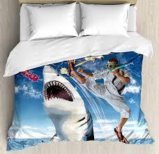 shark themed bedding shark bedding shark bedding full