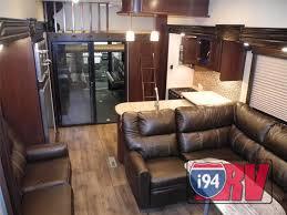 heartland cyclone 4000 elite toy hauler interior fifth wheel rv