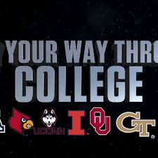 college teams you can play as in NBA 2K ...