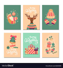 Gift Cards For Christmas Merry Christmas Gift Cards