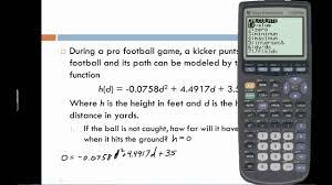 solving nar equations