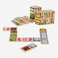 zoo game of dominoes habitat
