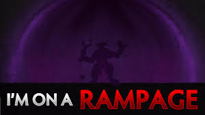 dota 2 song i m on a rampage youtube