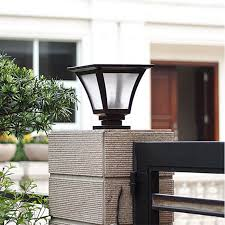 outdoor pillar lighting. new-modern-post-light outdoor pillar lighting t
