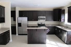 Kitchen Cabinet Espresso Color Stylish And Cool Gray Kitchen Cabinets For Your Home Design Porter