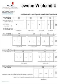 Garage Door Sizes Chart Standard Size Garage Commercial