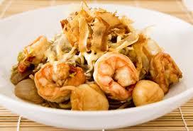 Seafood Yakisoba 焼きそば