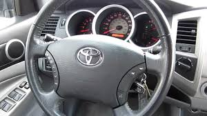 2010 Toyota Tacoma 4WD, silver - Stock# V3060A - Interior - YouTube