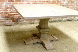 48 round pedestal dining table dining room square reclaimed table pertaining to pedestal modern high back
