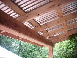 corrugated metal patio roof deckmastersnwproject galleriespatiocovers 800 x 600px