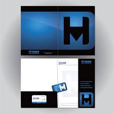 Dhm Graphic Design Dhm Presentation Folder By Dhmtx