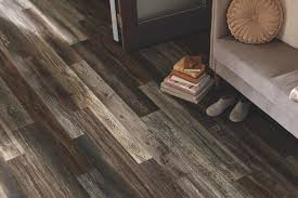 what is vinyl wood look flooring