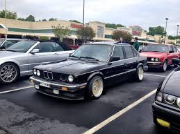 All BMW Models bmw 195 wheels : Clean, slammed E30 BMW 325. With extras and receipts! - R3VLimited ...