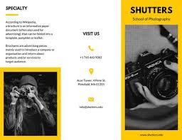White Brochure Customize 930 Brochure Templates Online Canva