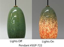 green glass pendant lighting. charming blown glass pendant lighting sea green light artisan crafted home