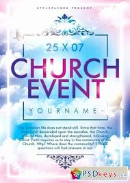 Free Printable Event Flyer Templates Free Flyer Templates For Church Events Onlinedegreebrowse Com