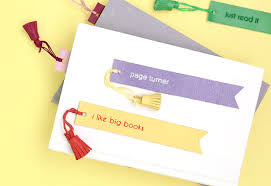 diy leather bookmarks how to emboss and cut leather with the silhouette curio