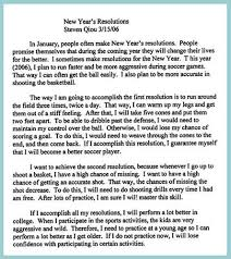 my new year resolution essay great college essay my new year resolution essay