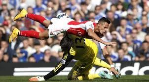 Image result for kartun bola arsenal