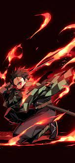 iPhone 11 Red Anime Wallpapers - Top ...