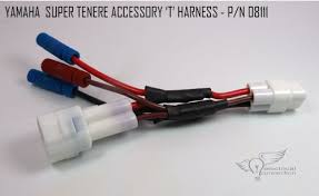 yamaha super tenere accessory connectors electrical connection ezgo accessory wiring harness yamaha super tenere accessory connectors