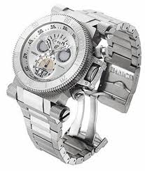 93 best images about invicta watches men s watches invicta 17639 men s watch coalition forces swiss made day retrograde chronograph silver stainless steel