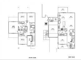 Duplex Design For Corner Blocks Floor Plan  House Plan 4 Bedroom Duplex Floor Plans