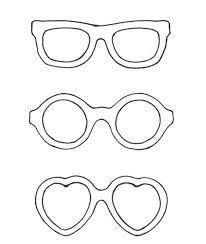 Brillen Oef Wat Warm Zomerknutsels Zomer Kleurplaten En