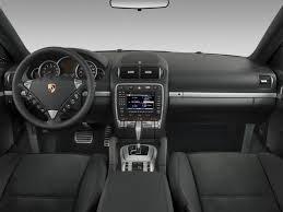 Image: 2008 Porsche Cayenne AWD 4-door GTS Tiptronic Dashboard ...