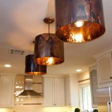 copper lighting fixture. white kitchen with copper light fixtures lighting fixture r