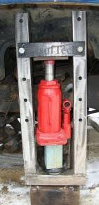 ball joint press. ball joint press