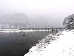 散策日記 主に京都 四季の彩り雅やかに 雪の大晦日 嵐山へ