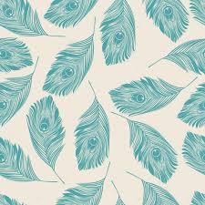 Peacock Pattern Interesting Seamless Peacock Pattern Stock Vector © Sashayezik 48