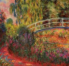 learn a loose painting style claude monet