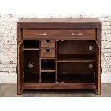 hidden office desk. Mayan Walnut Hidden Home Office Desk