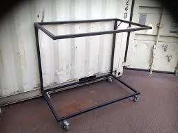 Sofa Display Stands SOFA DISPLAY STAND ON WHEELS – TE Display 2