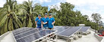 Off Grid Solar System Design Philippines Off Grid Apartments In The Philippines Victron Energy