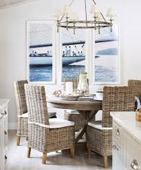 nautical furniture decor. rattan dining room chairs for coastal and nautical decorating http furniture decor v
