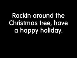 Brenda Lee Rockin' Around the Christmas Tree Lyrics
